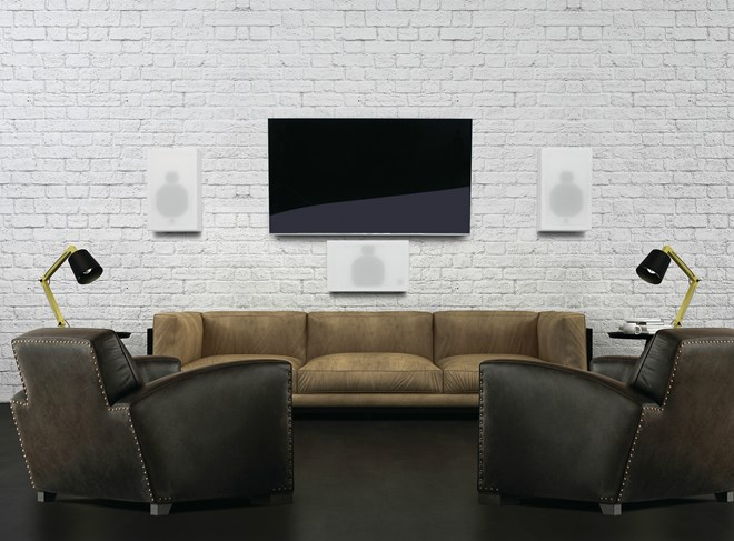 ATC launches premium on-wall Home Theatre Series - Inside CI