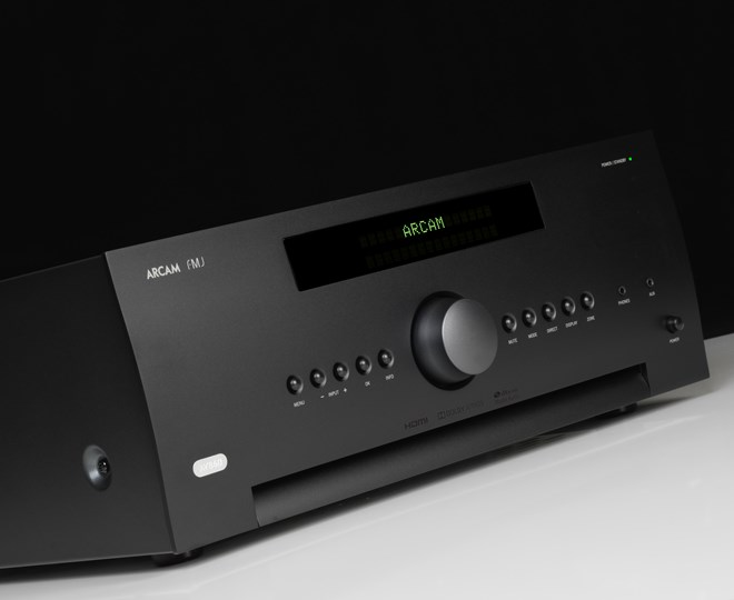 Arcam enables HDR Dolby Vision support on AV receiver line-up with