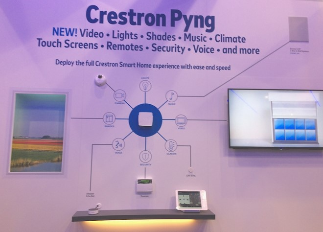 crestron expands control ecosystem at ise 2018 inside ci