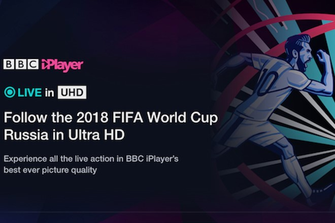 2018 World Cup a stress test game for BBC 4K iPlayer - Inside CI