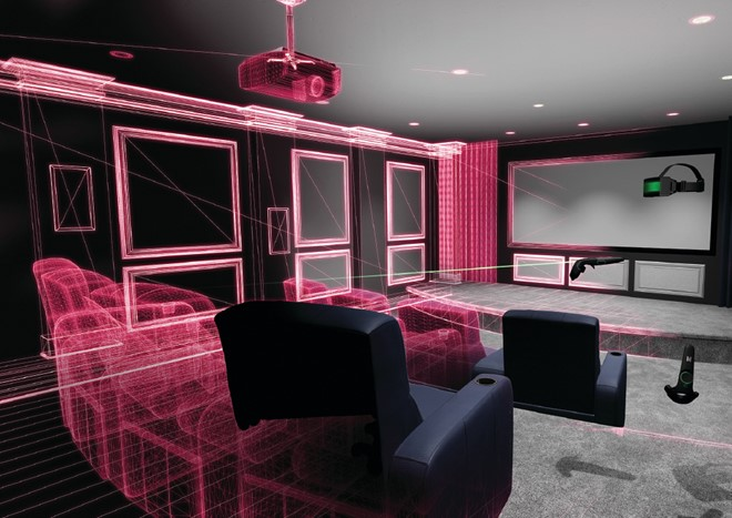 Modus Vr Intros Updates To Home Theatre Design Software