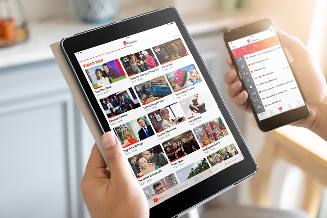 Freeview announces first live TV and catch-up app - Inside CI