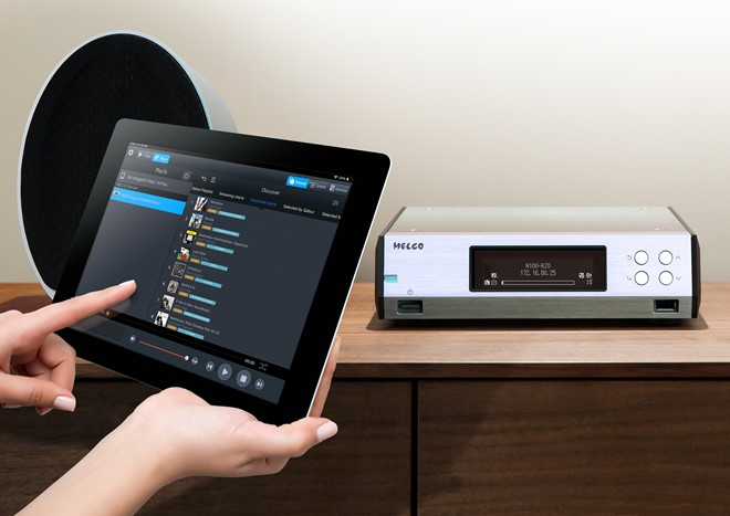 Melco launches iOS control app for music libraries - Inside CI