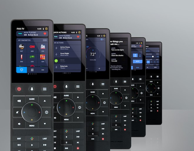 Crestron Performance UI improves user experience - Inside CI