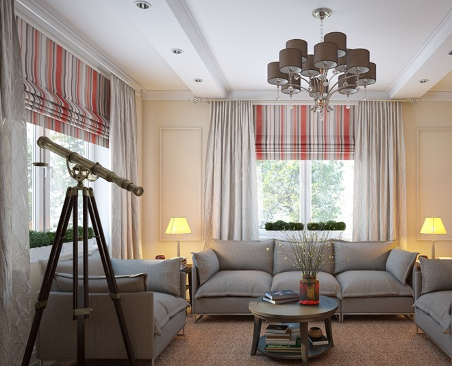 Qmotion To Intro Motorised Roman Blinds At Ise 2019