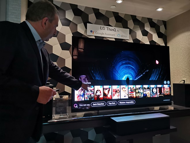 OLED demand to hit 10m annually by 2021 says LG - Inside CI