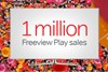 Freeview Play sales top one million, now that's smart!