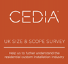 Make yourself heard through CEDIA market research