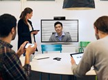 Video conferencing boom as hardware shipments double