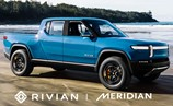 Meridian Audio develops in-car audio for Rivian electric cars