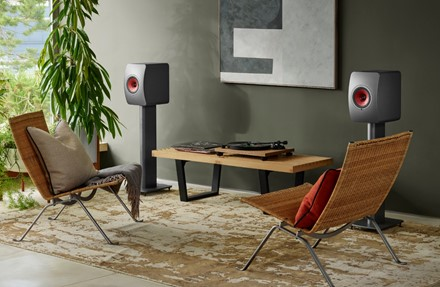 KEF rolls out LS50II active wireless speakers