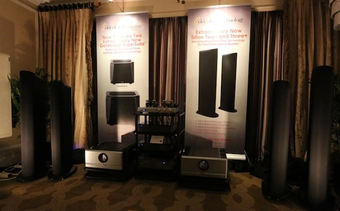 Golden Ear _Showroom Triton Plus