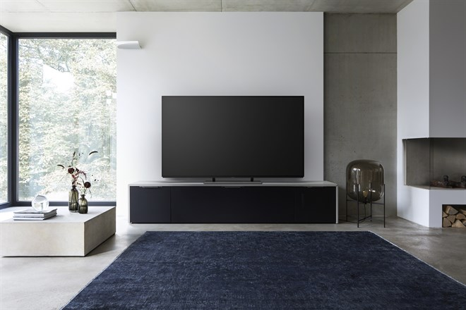 Panasonic TV EZ952 Room (1)