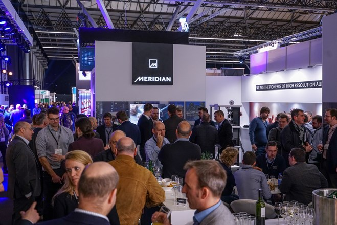 Meridian Audio _Booth Pictures _ISE 2017-33
