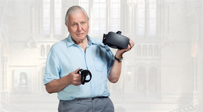 David Attenborough VR