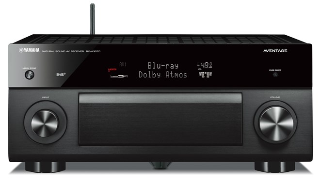 Yamaha loads up 2017 aventage atmos av receivers inside ci for Yamaha receiver firmware update 2017