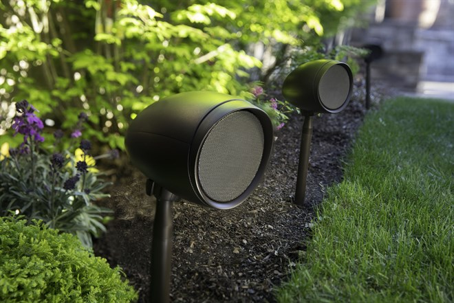 Control4 And Triad Launch Garden Array Speakers Inside Ci