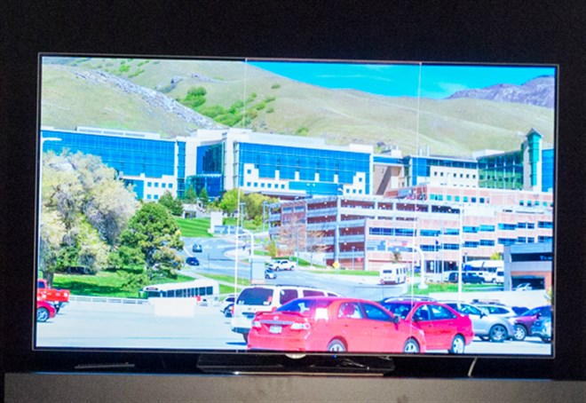 LG-ASTRA DEMO At SES Close Up