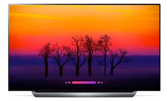 LG announces premium 2018 TV lineup