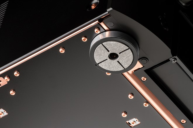 AV8805_Double _Layered _Bottom _Plate &Copper _Plated _Chassis