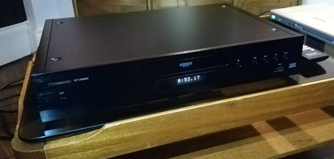 Panasonic DP-UB9000 flagship UHD Blu-ray player preview - Inside CI