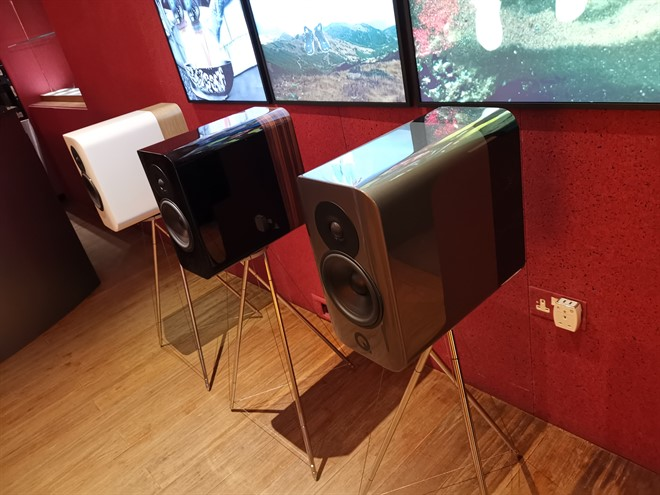 Q Acoustics offers a more interior-friendly version of its flagship loudspeaker