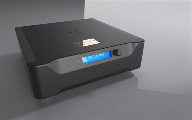 Magico MXO Analogue Crossover Device